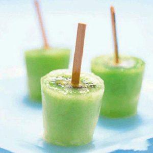 پاپسیکل، خوراکی کم کالری و تابستانی