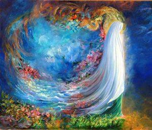 توضیح و روشن کردن مراحل انتخاب همسر در بهشت