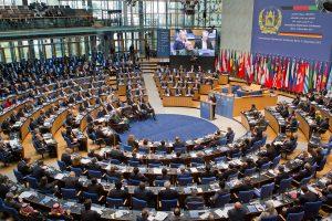 یانیه آمریکا، فرانسه، آلمان و انگلیس در حمایت از تجارت با ایران