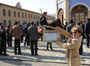 کمال تبریزی فیلم برداری سریال سرزمن کهن را متوقف کرد