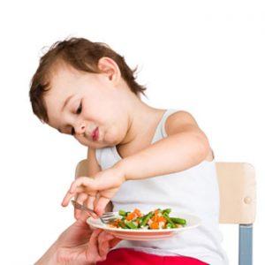 کودک شما بدغذا نیست شما بد عادتش دادید