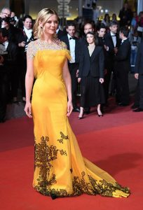مدل لباس ستارگان سینما در اختتامیه جشنواره کن