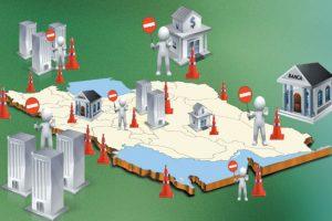 بررسی کامل عدم ورود خارجی ها با بازار اقتصادی ایران