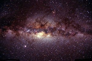 جرم کل کهکشان راه شیری تنها در یک مقاله