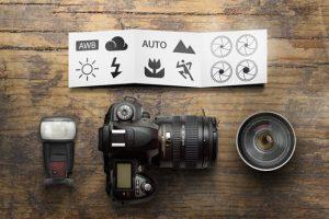 5 راه مختلف برای گرفتن عکس های حرفه ای