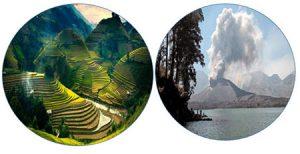 تابستان خود را در بهشت بالی سپری کنید