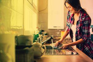 راز خانه هایی که همیشه از تمیزی برق میزنند