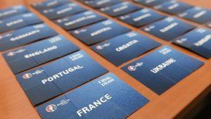 گروه های یورو 2016 فرانسه مشخص شدند