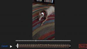 آموزش تبدیل فیلم حرکت آهسته به فیلم عادی در آیفون
