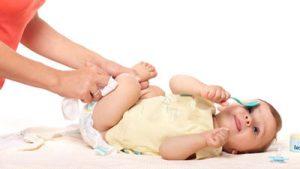 توصیه هایی برای جلوگیری از حساسیت به پوشک نوزادان