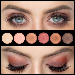 چه سایه ای برای جه رنگ چشمی مناسب است؟