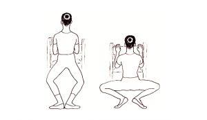 چهار حرکت ورزشی که در خانه متوانید انجام دهید