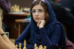 درسا درخشانی از تیم ملی شطرنج اخراج شد