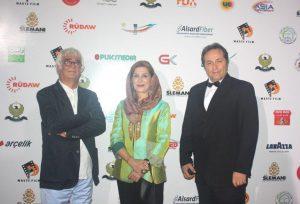 جشنواره بین المللی فیلم سلیمانیه با حضور هنرمندان ایرانی