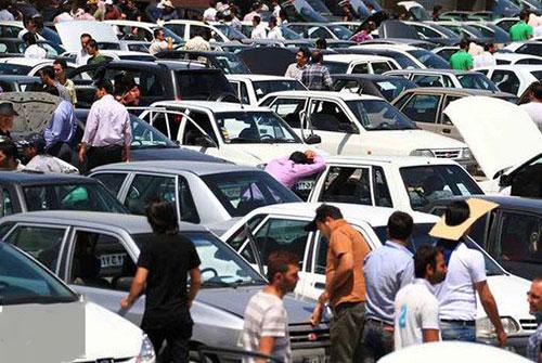 عکس از جمعه بازار تهران