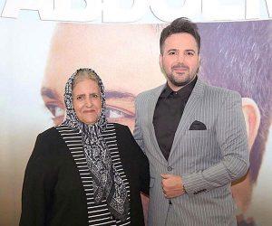 علت فوت مادر علی عبدالمالکی,علی عبدالمالکی عزادار شد,درگذشت مادر علی عبدالمالکی