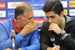 بازی ایران در جام جهانی 2018