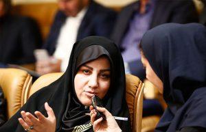 فرشته دست پاک رئیس جدید مرکز ملی فرش ایران نویدبخش وضعیت