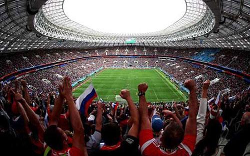مراسم اختتامیه جام جهانی 2018,اختتامیه جام جهانی 2018 روسیه,پخش مراسم اختتامیه جام جهانی 2018