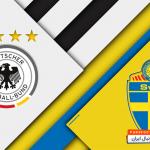 بازی آلمان سوئد