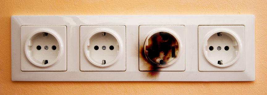چطور خسارت لوازم برقی صدمه دیده را از شرکت برق بگیریم؟