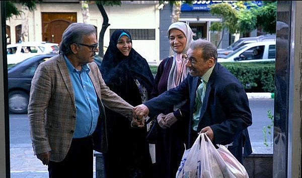 در کدام هتل مشهد سریال شب عید را بازی کرده اند