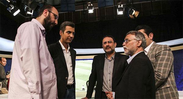 خداحافظی عادل فردوسی پور از صدا و سیما تلویزیون