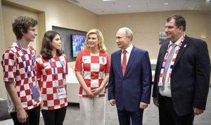 عکس همسر و بچه های رئیس جمهور کرواسی,همسر و فرزندان رئیس جمهور کرواسی