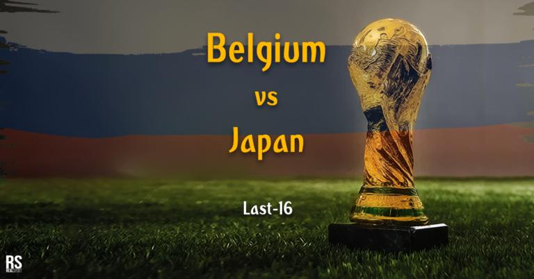 پیش بازی بلژیک ژاپن,پیش بینی بازی بلژیک ژاپن,پیش بینی نتیجه بلژیک ژاپن