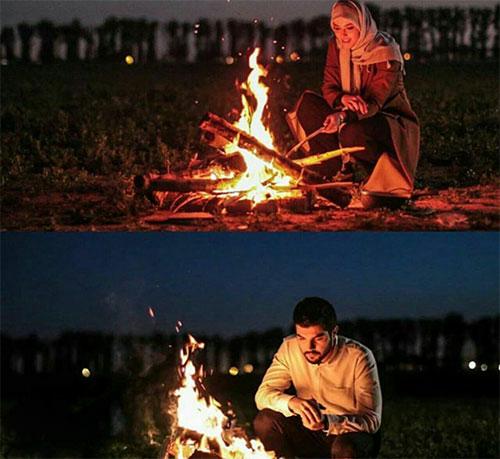 آیا حامد در یک روستا به هوش آمده و حافظه اش را از دست داده است؟