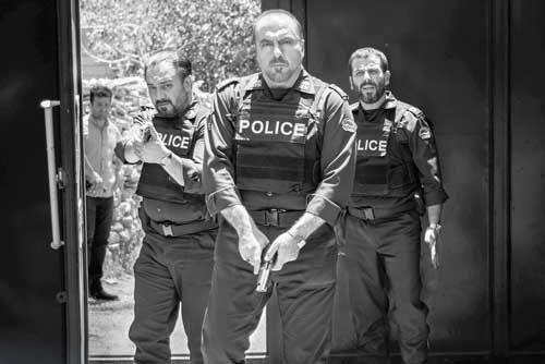 داستان سریال گشت پلیس,بازیگران سریال گشت پلیس