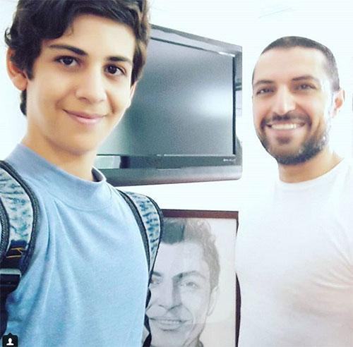 بیوگرافی محمد متین نصیری,عکس محمد متین نصیری,اینستاگرام محمد متین نصیری