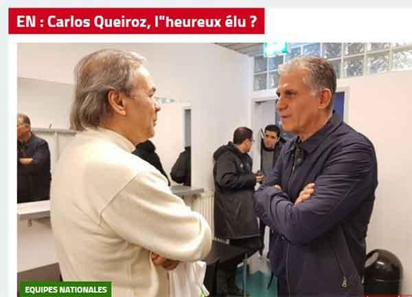دستمزد کارلوس کی روش سرمربی الجزایر