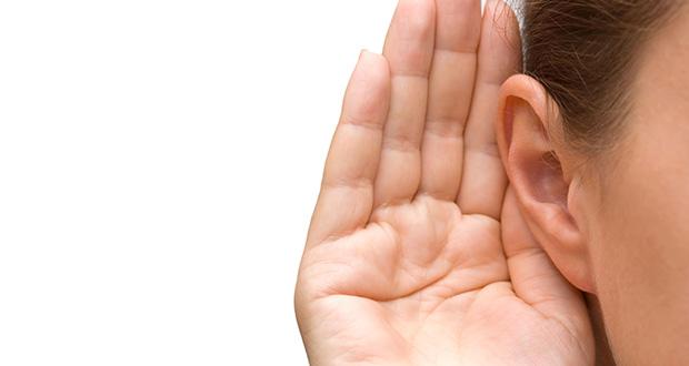 انشا از این گوش می گیرد و از آن گوش در می کند